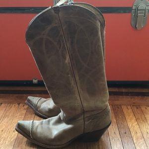 Tony Lima Calu boots Size 8